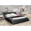 Manželská čalúnená posteľ CARLOS