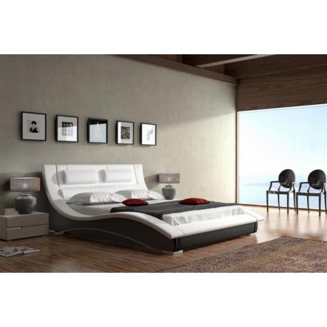 Elegantná manželská posteľ LAPAS