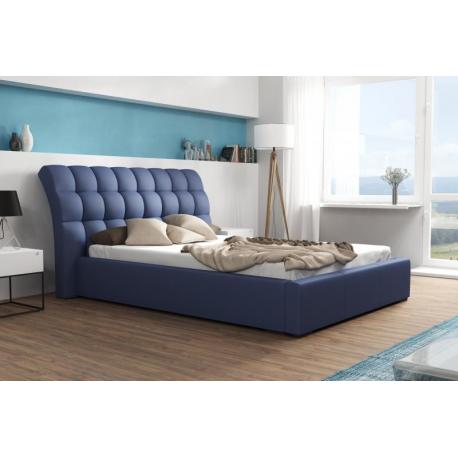 Elegantná manželská posteľ OSLO