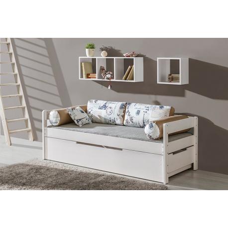 Detská posteľ BORYS