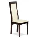 Moderná čalúnená stolička BERGAMO