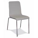 Čalúnená stohovateľná stolička Lilly