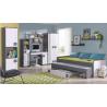 Jednolôžková/dvojlôžková posteľ GUMI G16