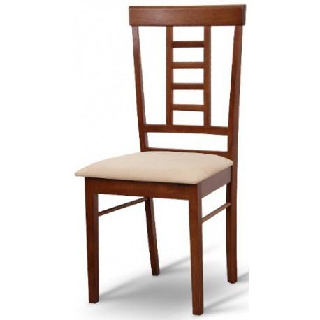 Drevená jedálenská stolička