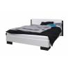 Manželská posteľ LUX 30 čierna