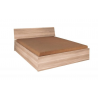 Manželská posteľ Penelopa P5 - dub sonoma