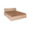 Manželská posteľ Penelopa P7 - dub sonoma