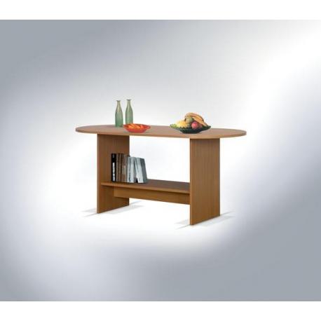 Ovalny konferenčný stolík