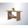 Konferenčný stolík LUX oválneho tvaru