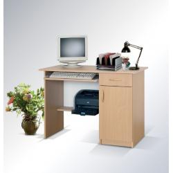PC stolík vo viacerých farbách