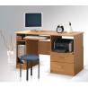 PC stolík MAX so zásuvkami buk