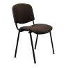 Kancelárska stolička ISO NEW hnedá