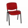 Kancelárska stolička ISO NEW červená