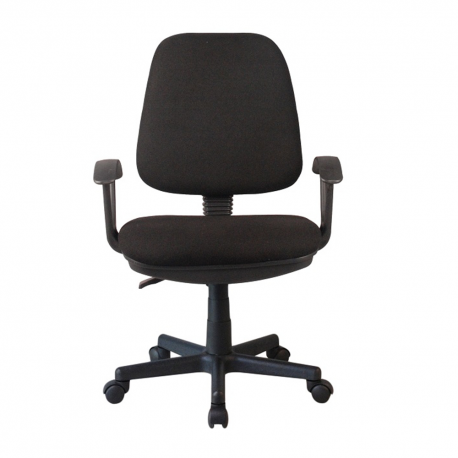 Kancelárska stolička Colby new čierna
