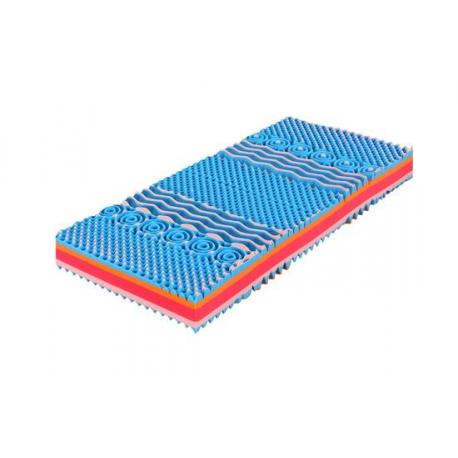 Partnerský penový matrac Color Visco Wellness