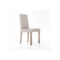 Jedálenská stolička z buku, morenie dub sonoma, látka Art 12935