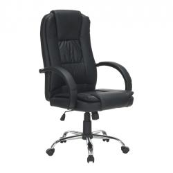 Kancelárske kreslo v čiernej farbe Madox