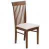 Jedálenská stolička Astro - orech/svetlohnedá