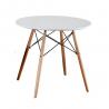 Jedálenský okrúhly stôl Gamin