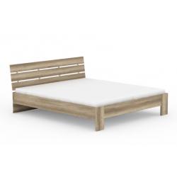 Manželská posteľ Rea Nasťa dub canyon