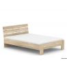 Manželská posteľ Rea Nasťa - dub bardolino