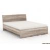 Manželská posteľ REA OXANA - dub canyon