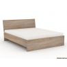 Manželská posteľ REA OXANA - dub bardolino