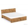 Manželská posteľ REA OXANA - dub lancelot