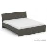 Manželská posteľ REA OXANA - grafit