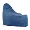 Super kreslo na sedenie v mäkkom snímateľnom poťahu - Soft SeaFoam