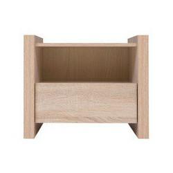 Nočný stolík so zásuvkou