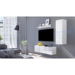 Obývacia stena Domino 2 - biela