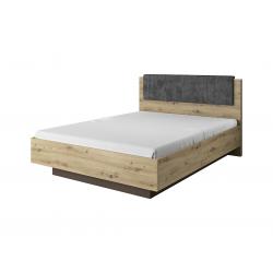 Manželská posteľ Arco - dub artisan