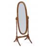 Zrkadlo v drevenom ráme - wall
