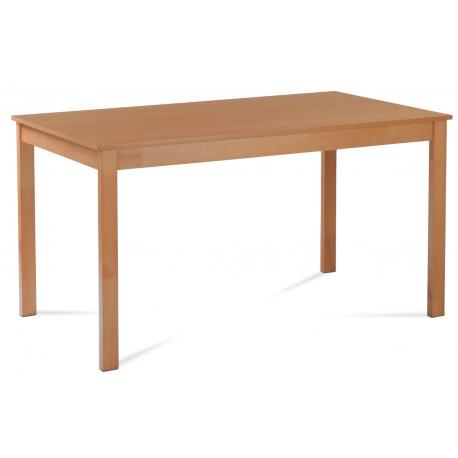 Jedálenský masívny stôl BT-6786 - buk (BUK3)