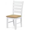 Jedálenská stolička WDC-181- biela