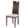 Masívna drevená stolička BC-22462 - orech /momentálne nedostupné/
