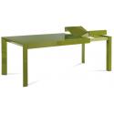 Jedálenský stôl v zelenej farbe WD-5829
