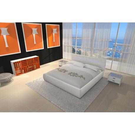 Luxusná posteľ Vita s LED osvetlením
