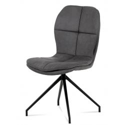 Jedálenská stolička v dekore vintage kože HC-710