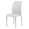 Biela jedálenská stolička HC-381