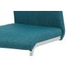 Jedálenská stolička v dvoch farbách DCH-455 - modrá