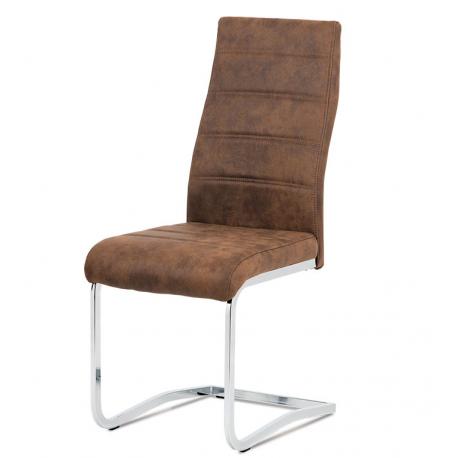 Jedálenská stolička DCH-451-hnedá