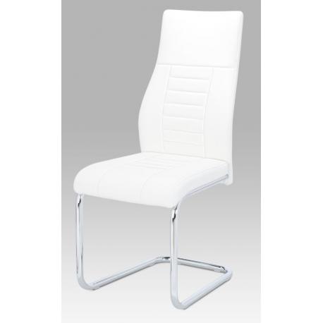 Jedálenská stolička HC-955 - biela