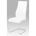 Jedálenská stolička čalúnená ekokožou v troch farbách HC-955
