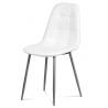 Jedálenská stolička CT-393 - biela