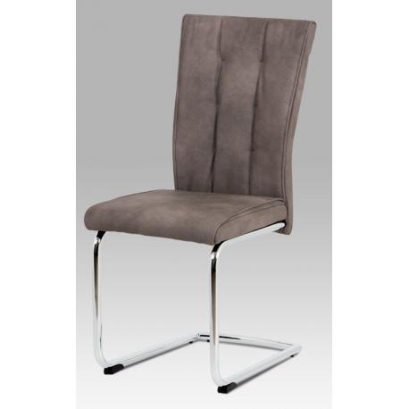 Jedálenská stolička DCH-192 - hnedá