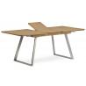 Rozkladací jedálenský stôl HT-806