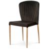 Jedálenská stolička CT-614 - hnedá