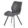 Jedálenská stolička HC-440 - sivá